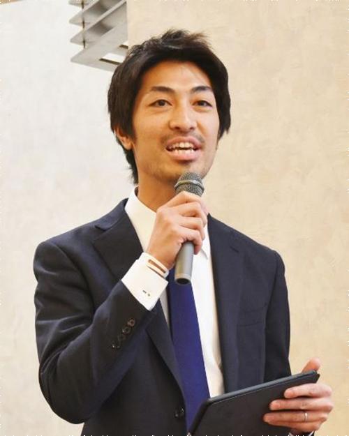 株式会社メガステップ 常務取締役 田中 芳明氏