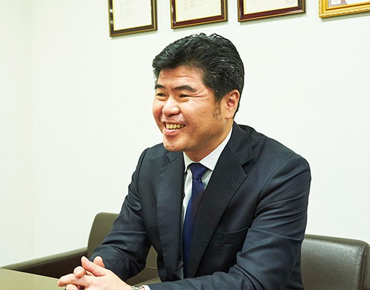 乙川畜産食品株式会社 代表取締役 乙川 隆之様